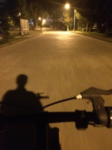 night-bike